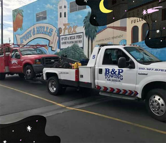 When we founded BP Towing back in 1995, we set out to provide the dependable, insured and damage-free towing services that our neighbors throughout Los Angeles and the surrounding areas deserve. As a family-owned, family-operated company, we take pride in making sure each customer receives the personalized treatment we would give to our own family members.